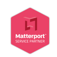 Matterport Service Partner neues Logo